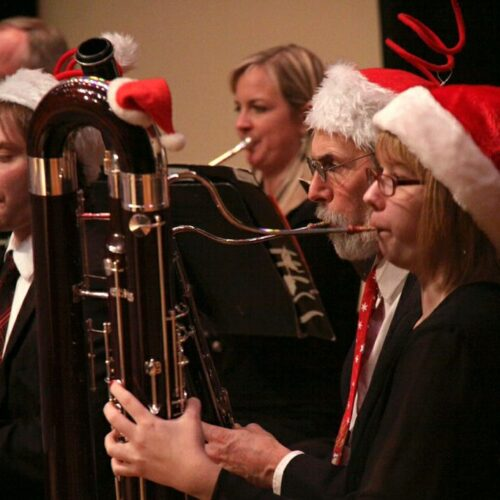 MCSO presents the Motor City Holiday Spectacular