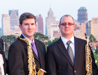 The Motor City Symphony presents The Assembly Quartet